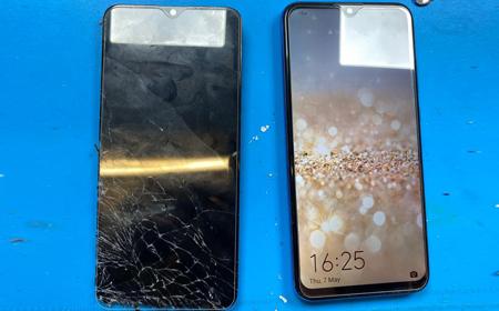 Huawei honor 10 lite LCD repair