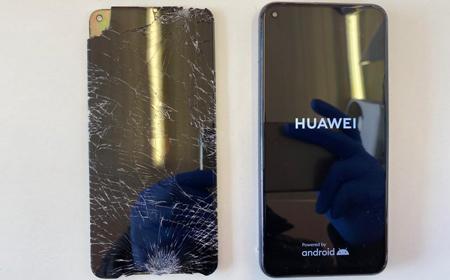 Huawei nova lcd repair
