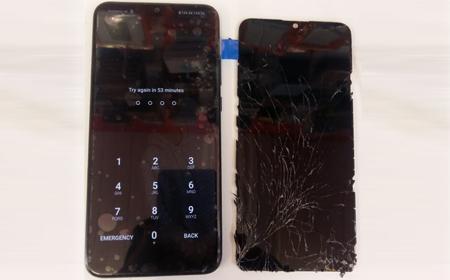 Huawei p smart screen replacement