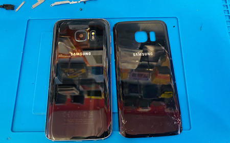Samsung s7 back replacement