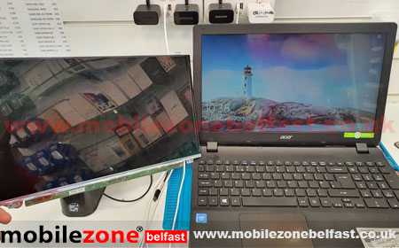 Acer Aspire ES 15 Screen replacement