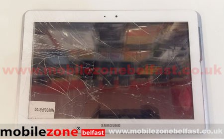 Samsung Tab NOTE 10.1 Digitizer Replacement